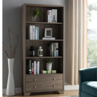 Kermit Display Standard Bookcase by Alcott Hill