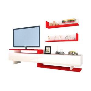 Compare prices Orren Ellis Sanderlin 71 TV Stand