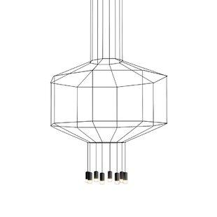 Wireflow 3D Octagon 8-Ligh..