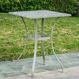 Staley Wicker/Rattan Balcony Table