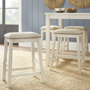 4 Wood Counter Height Bar Stools You Ll Love In 2021 Wayfair