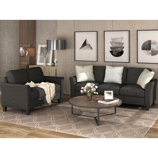 Gwenivere 2 Piece Living Room Set by Red Barrel Studio