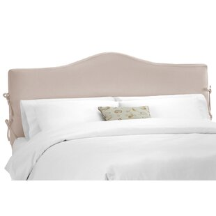 Crimmins Upholstered Panel Headboard by Alcott Hill