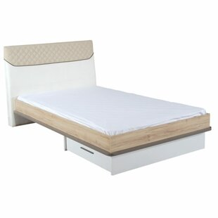 Hilbert Platform Bed with Drawers