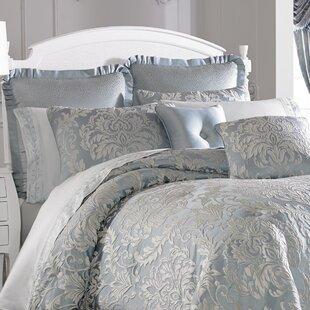Faith 4 Piece Comforter Set by Five Queens Court