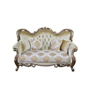 Astoria Grand Philbrick Standard Loveseat