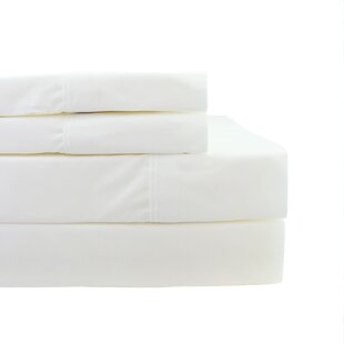300 Thread Count Percale Sheet Set ByMelange Home