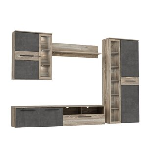 Anya Entertainment Unit For TVs Up To 58