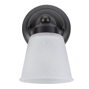 Best Reviews 1-Light Bath Sconce By Aspen Creative Corporation