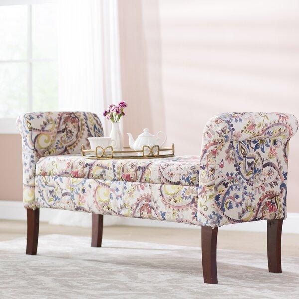 Incredible Paisley Bench Wayfair Creativecarmelina Interior Chair Design Creativecarmelinacom