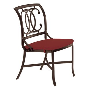 Palladian Patio Dining Chair with Cushion by Tropitone