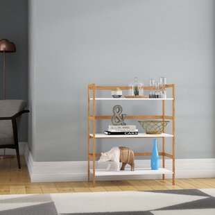 Wellston Etagere Bookcase by Ebern Designs New Design