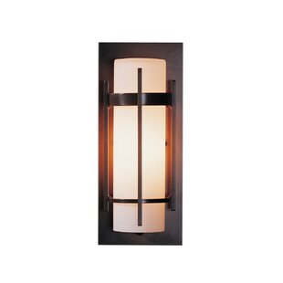 Affordable Banded Outdoor Flush Mount By Hubbardton Forge