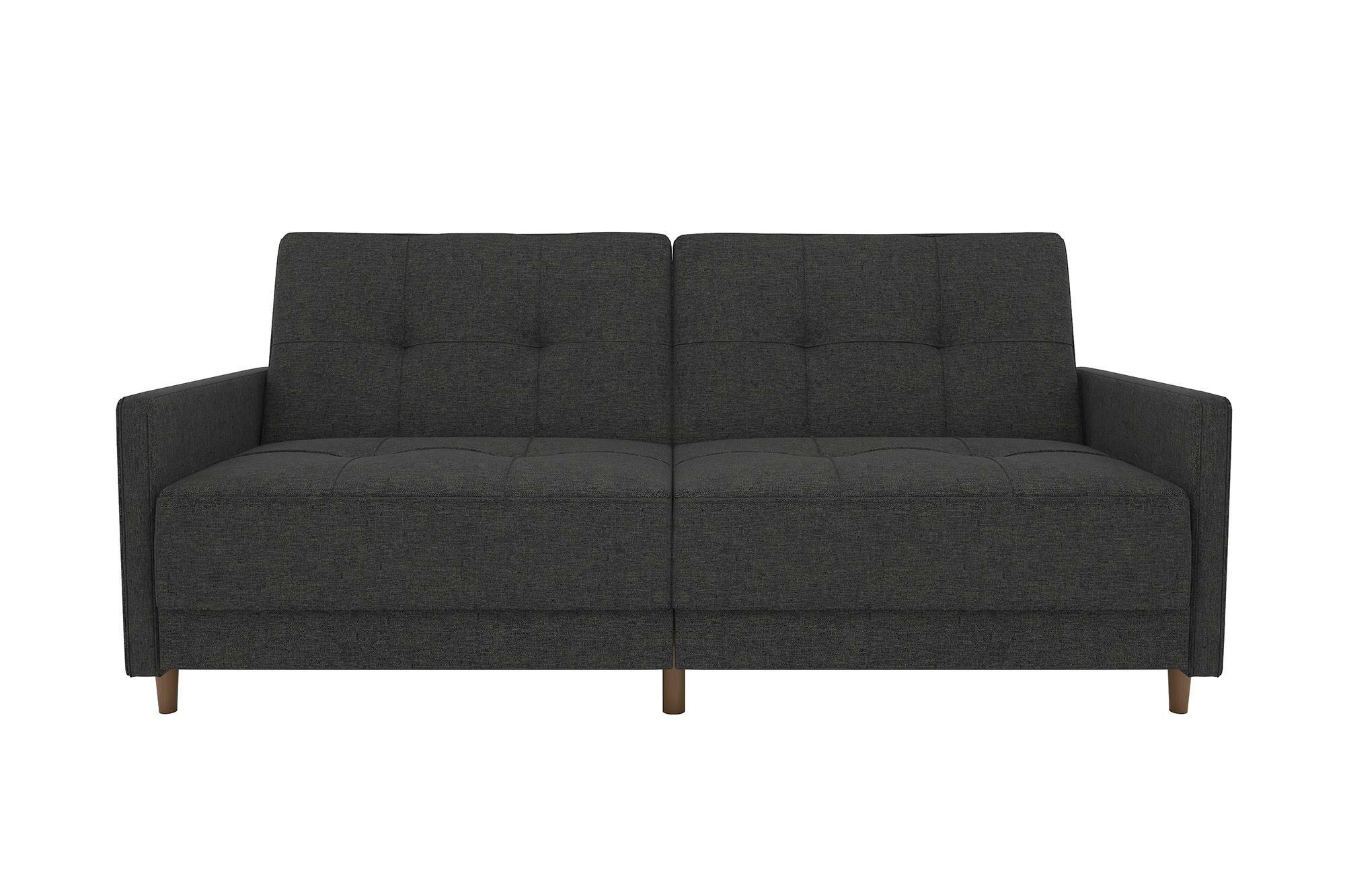 Geraldton linen convertible sofa reviews joss main