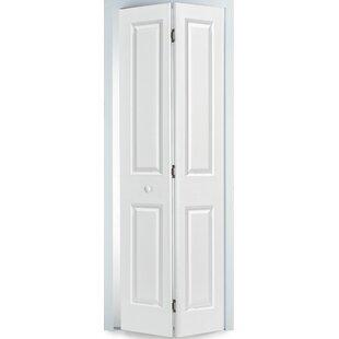 Hollow Moulded Wood Slab Bi-Fold Doors  sc 1 st  Wayfair & Internal Bi Fold Doors   Wayfair.co.uk