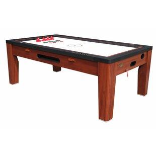 6 in 1 Multi Game Table ByBerner Billiards