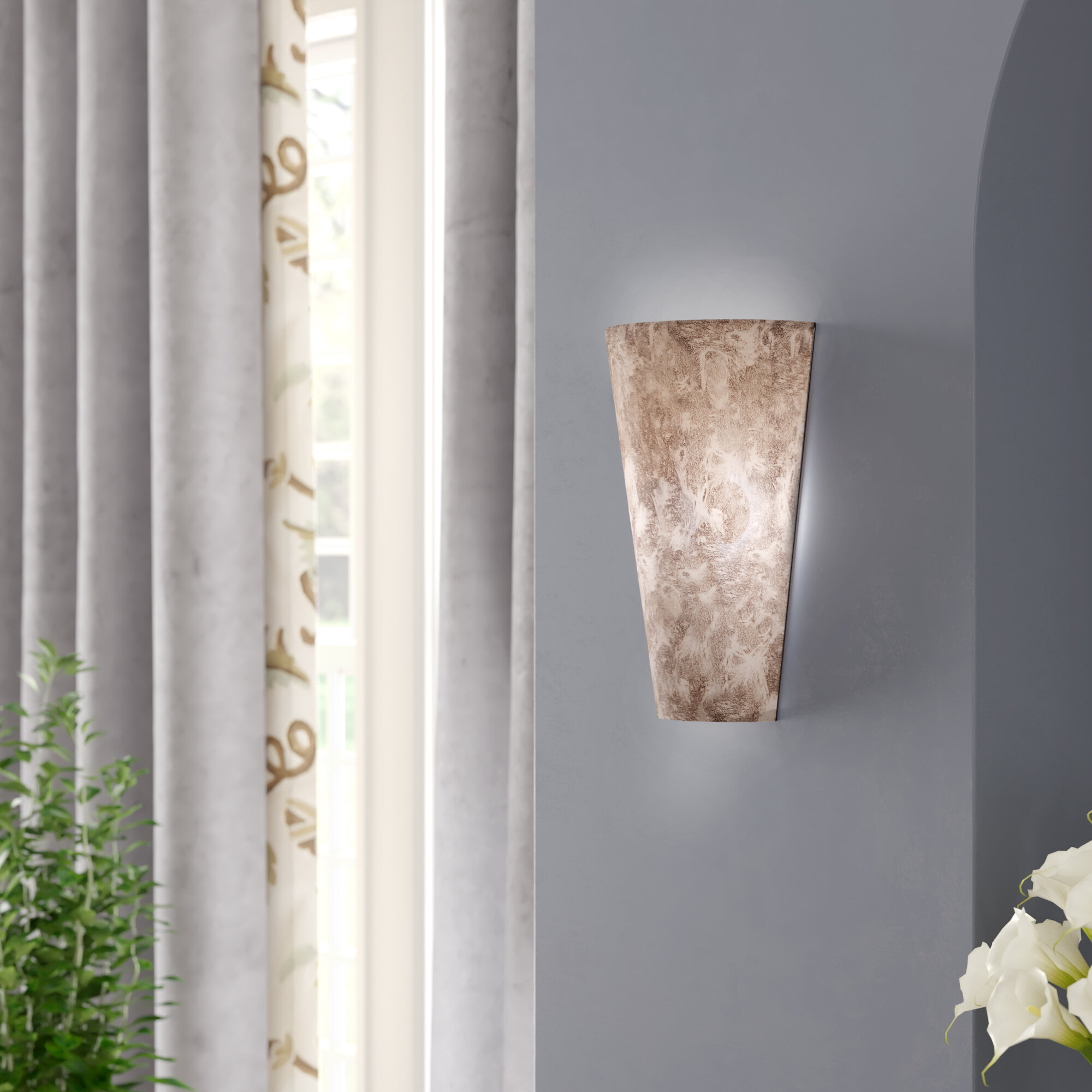 Battery Operated Sconces Wayfair