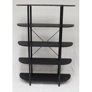 Pippa 5 Tier Etagere Bookcase ..