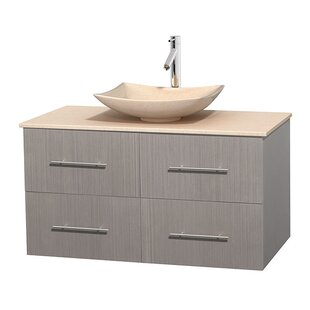 Look for Centra 42 Single Bathroom Vanity Set ByWyndham Collection