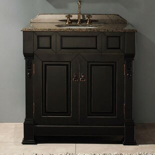 Bedrock 36 Single Vanity Base Only by Darby Home Co