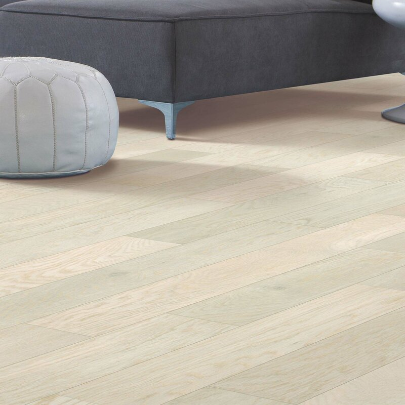 "Travatta 5"" Solid Oak Hardwood Flooring"