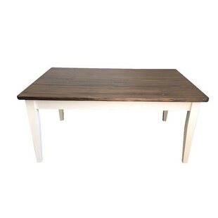 Essex Solid Wood Dining Table Ezekiel and Stearns