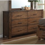 Kehlani 5 Drawer Chest by Union Rustic