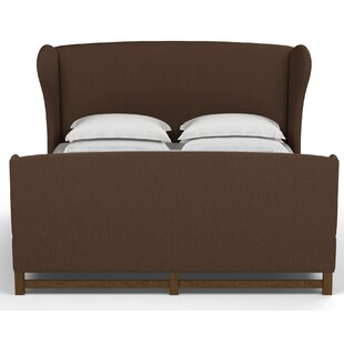 Canora Grey Augustine Upholstered Panel Bed