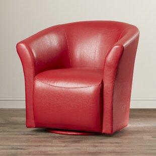 Maroon Barrel Chair | Wayfair