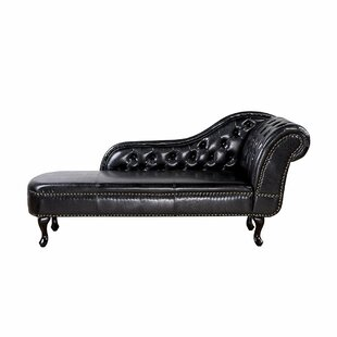 Best Choices Christopherso Chaise Lounge by House of Hampton Reviews (2019) & Buyer's Guide