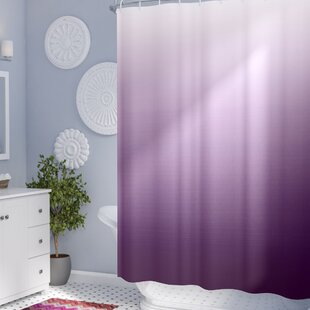 Inspired Aubergine Inspired Decorations Single Shower Curtain