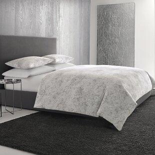 Tuille Floral Cotton 3 Piece Reversible Comforter Set