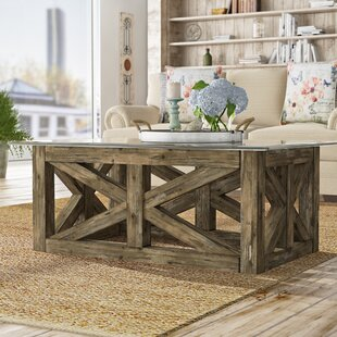 Purchase Kara Coffee Table by Laurel Foundry Modern Farmhouse Reviews (2019) & Buyer's Guide