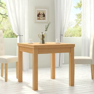 Folding Dining Table By August Grove