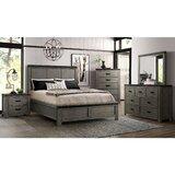 Olvera Platform 5 Piece Bedroom Set by Williston Forge