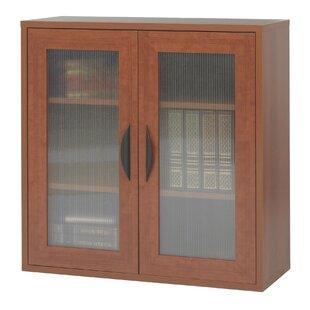 Apres Modular 2 Standard Bookcase