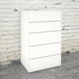 Bargain Bowlin 5 Drawer Lingerie Chest by Isabelle & Max Reviews (2019) & Buyer's Guide