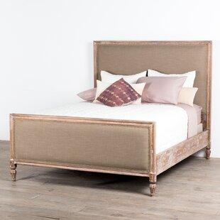Wildon Home ® Wilhelmina Queen Upholstered Platform Bed
