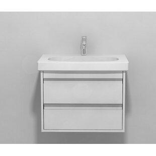 Ketho 32 Wall-Mounted Single Bathroom Vanity