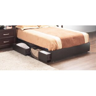 Storage Platform Bed by Chateau Imports