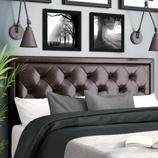 Caddo Upholstered Panel Headboard by Zipcode Design
