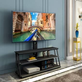 Latitude Run Annasia Floor Stand Mount For 32 65 Screens Wayfair