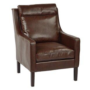 Crotts Club Chair by Charlton Home