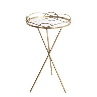 Armstrong Metal Round End Table by Mercer41