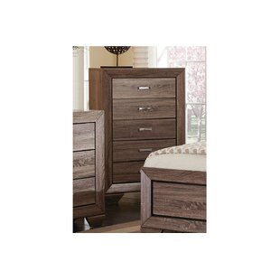 Deals Larabee 5 Drawer Chest by Gracie Oaks