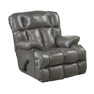 Victor Leather Rocker Recliner