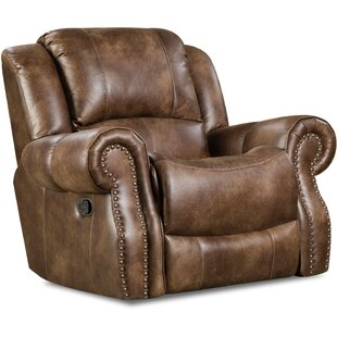 Shaan Manual Rocker Recliner Darby Home Co
