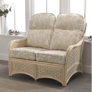Review Baskerville Conservatory Loveseat