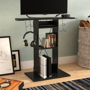 Read Reviews Ybarra TV Stand for TVs up to 32 by Symple Stuff Reviews (2019) & Buyer's Guide