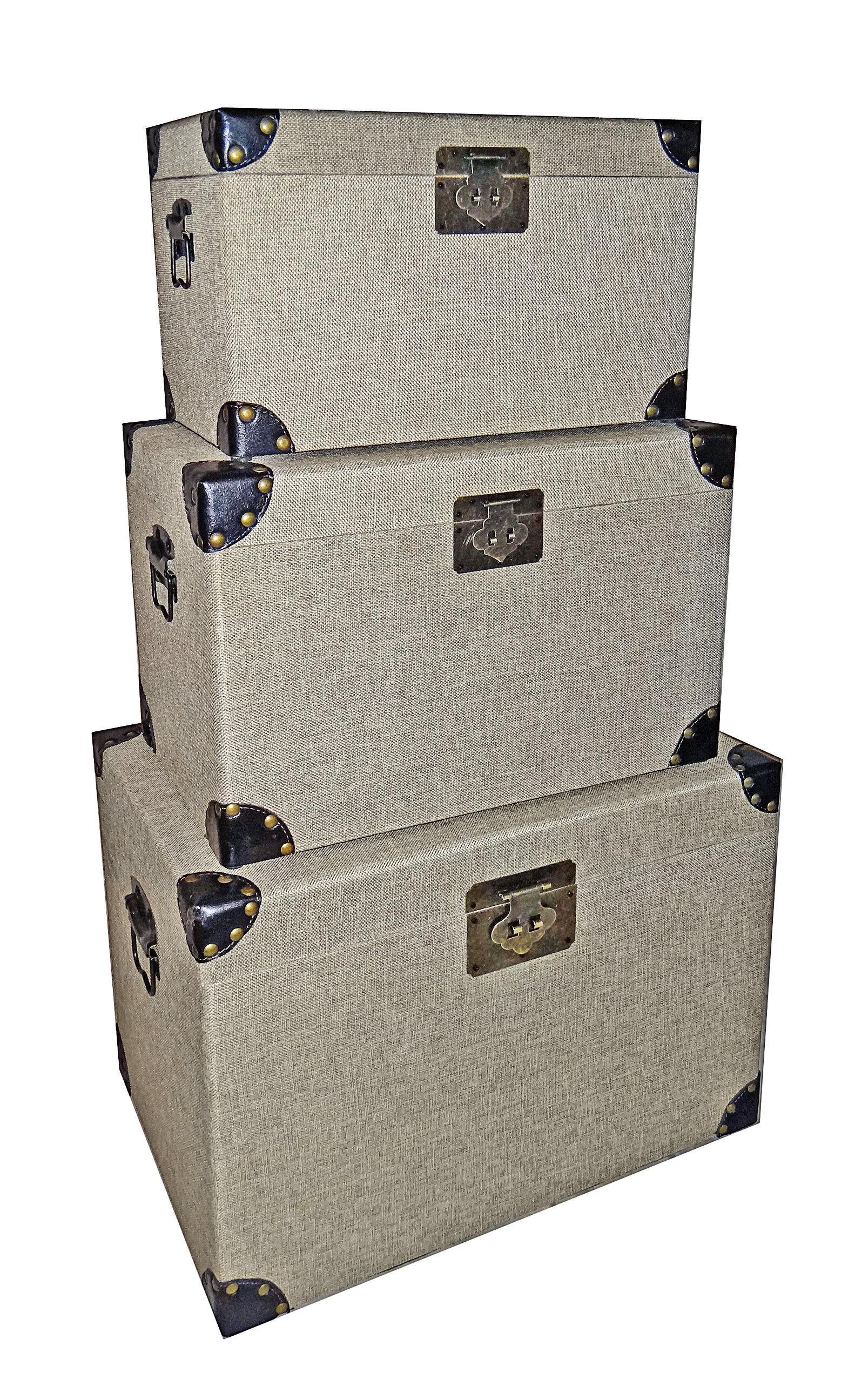 Trunk (Set of 3) By Cheungs